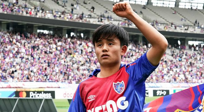 Реал может приобрести уТокио воспитанника Барселоны— молодого человека называют японским Месси