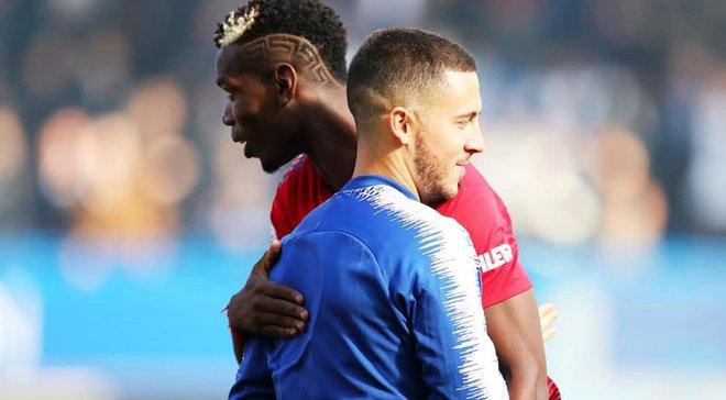Азар намекнул руководству Реала, кого бы хотел видеть в мадридской команде
