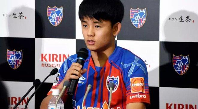 Реал официально подписал японского воспитанника Барселоны