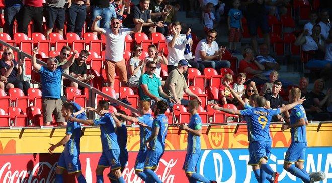 Украина U-20 – Южная Корея U-20: УАФ не смогла договориться о дополнительной квоте на билеты с ФИФА