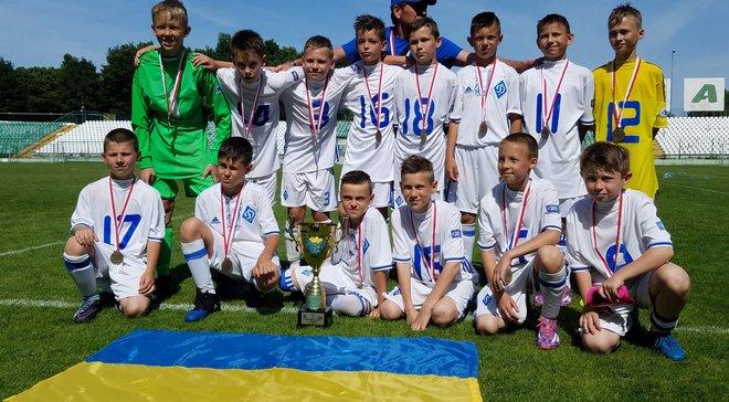 Динамо U-10 виграло турнір Alfa Cup Albena 2019