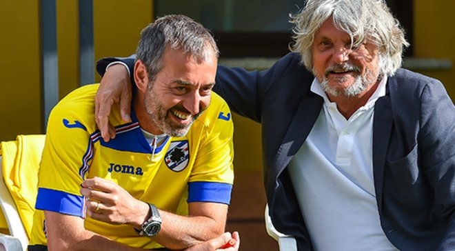 Джампаоло покинул Сампдорию – тренером интересуется Милан
