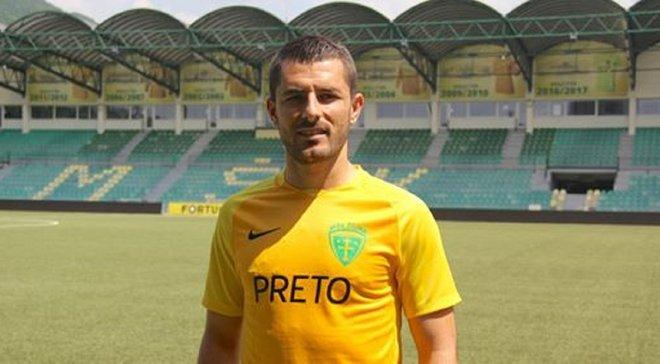 Демири, который в прошлом сезоне играл за Мариуполь, стал игроком Жилины