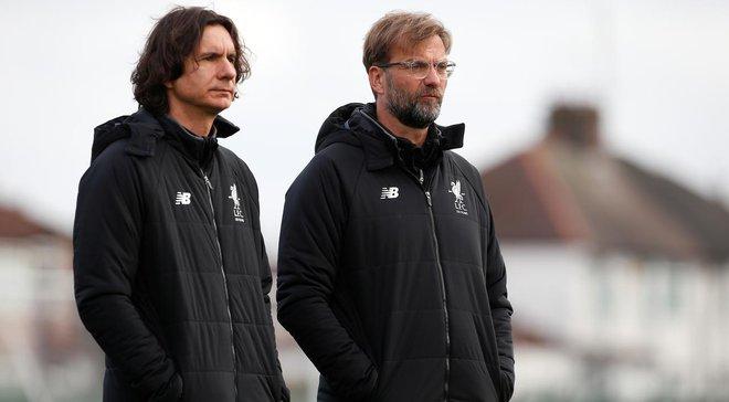 Збірна Сербії хоче призначити новим тренером колишнього помічника Клоппа