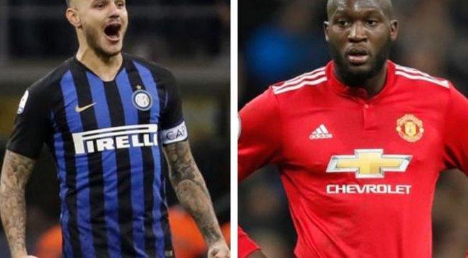Манчестер Юнайтед не хоче міняти Лукаку на Ікарді – англійці запропонували Інтеру свій варіант угоди