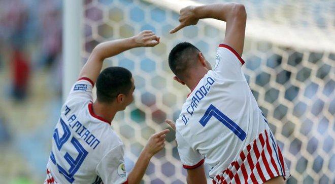 Кардосо став рекордсменом Копа Амеріка у складі збірної Парагваю