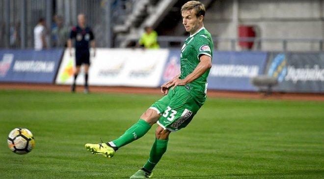 Мякушко получил награду лучшего игрока Карпат сезона 2018/19