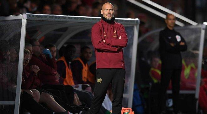 Юнгберг став асистентом Емері в Арсеналі