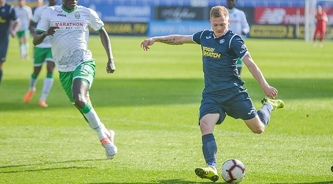Геннадій Пасіч визнаний найкращим гравцем Олімпіка сезону 2018/19