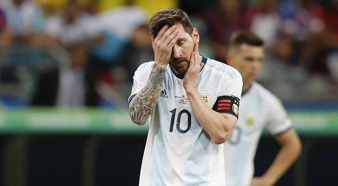 Фалькао: Во всех поражениях Аргентины обвиняют Месси, но такую цену платишь за то, что ты лучший игрок мира
