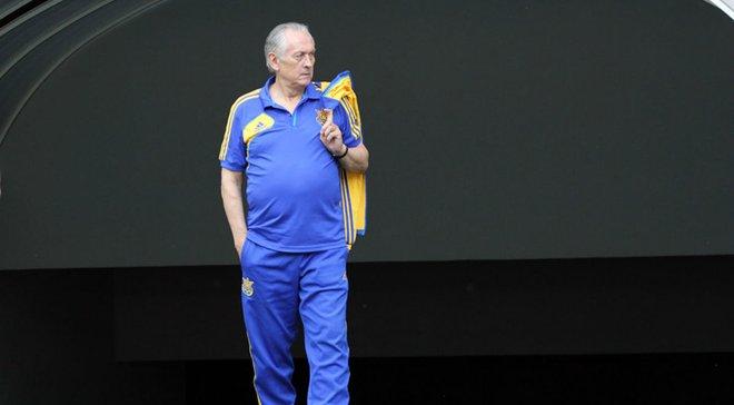 Хачеріді: Навіть вихід збірної України у півфінал Євро-2016 не вплинув би на долю Фоменка