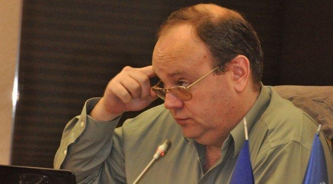 """Франков розкритикував Бурбаса за інсайд про юриста Суркіса у """"справі Мораєса"""""""