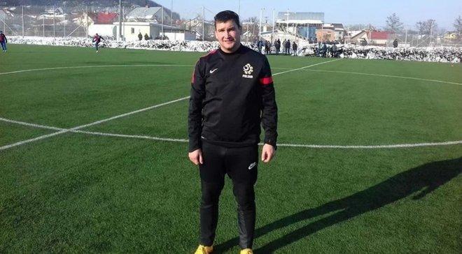 Президент клуба из Львовской области ударил арбитра по голове во время матча