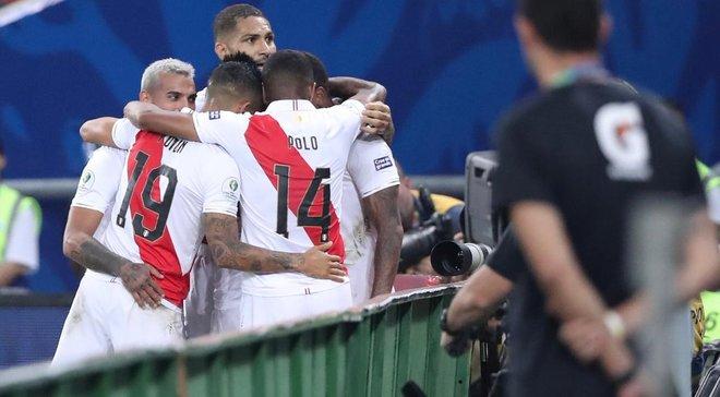 Боливия – Перу – 1:3 – видео голов и обзор матча