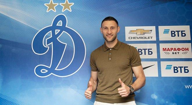 Ордець прокоментував перехід у Динамо Москва
