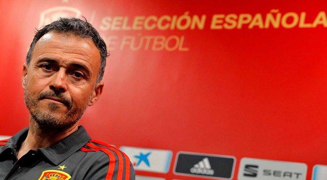 Луїс Енріке пояснив свій відхід з посади головного тренера збірної Іспанії