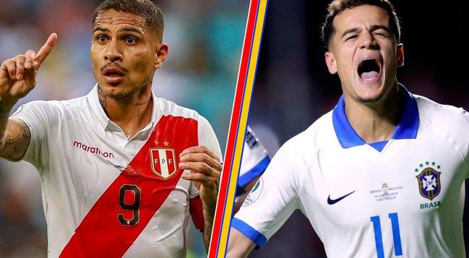 Перу – Бразилія: онлайн-трансляція матчу 3-го туру Копа Амеріка-2019 – як це було