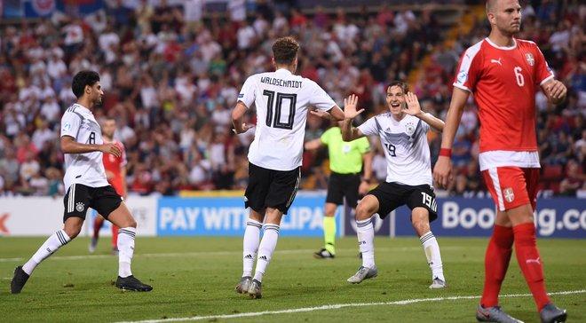 Євро-2019 U-21: Дуелунд асистом допоміг Данії переграти Австрію, Німеччина знищила Сербію