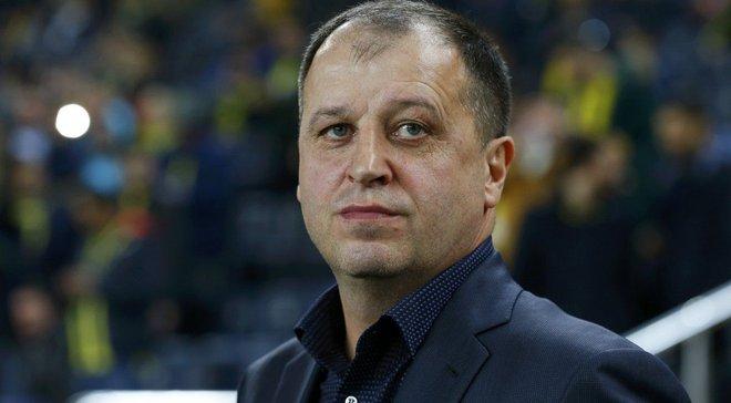 Вернидуб мог возглавить сборную Беларуси