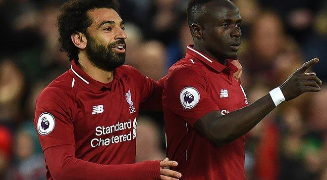 Ліверпуль розпочне сезон без Мане і Салаха, КАН у них забере багато сил, – екс-захисник Арсенала Лаурен
