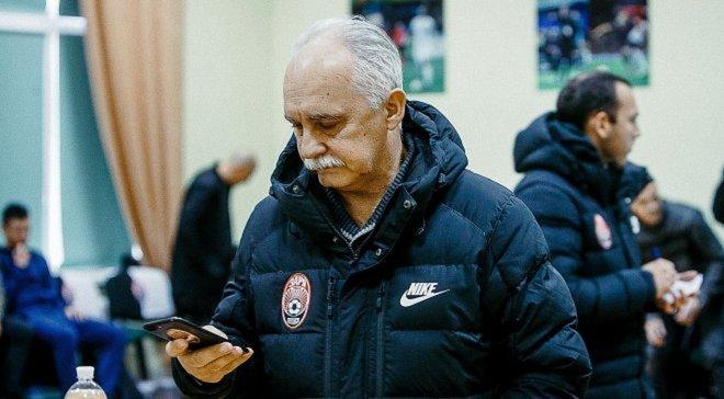 Рафаїлов прокоментував чутки щодо трансферу Караваєва в Динамо