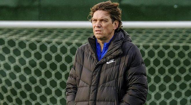 Український тренер Пилипчук був звільнений з Динамо Мінськ через політичні причини