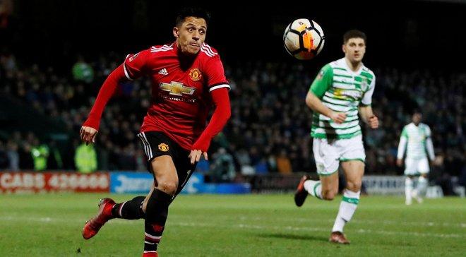 Алексис Санчес может остаться в Манчестер Юнайтед – известна причина