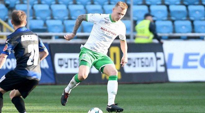 СК Дніпро-1 переглядає екс-захисника Карпат Бородая та ще 5-х гравців