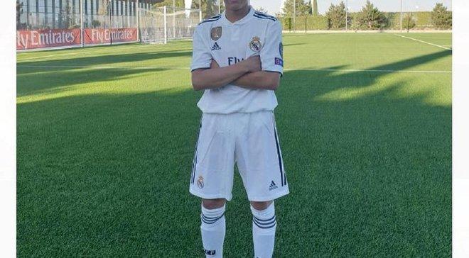 Син загиблого в автокатастрофі Рейєса перейшов у Реал – Перес взяв його під свою опіку