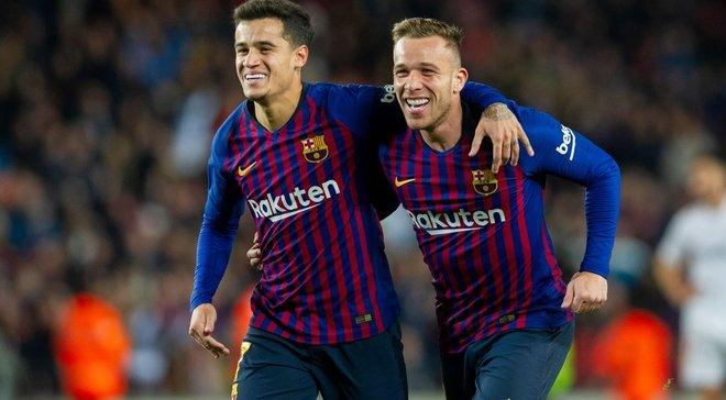 Коутиньо и Артур ждут Неймара в Барселоне
