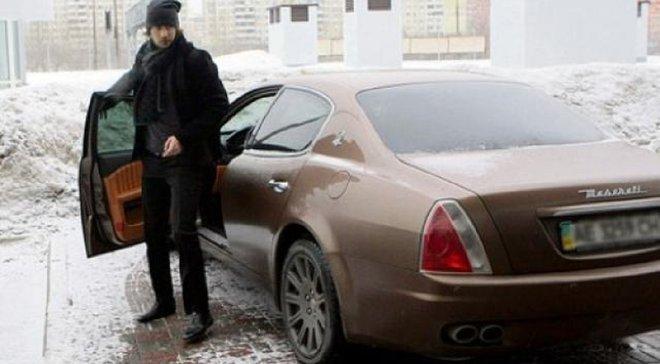 """""""Его Maserati горела, а он спокойно мылся в душе"""", – Адлейба о """"золотых"""" временах Милевского"""