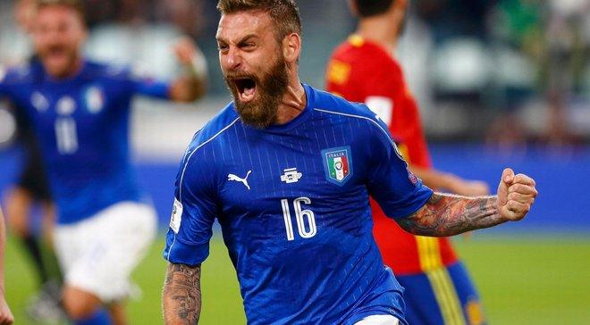 Де Россі може очолити збірну Італії U-21