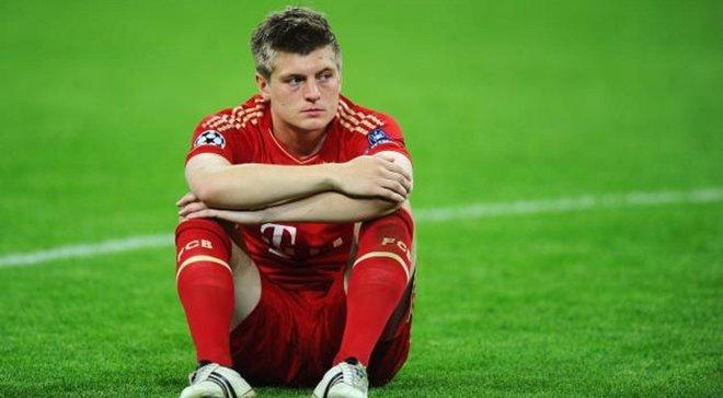 Кроос: Пожалел о продлении контракта с Баварией через 10 минут после подписания