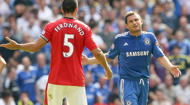 Фердинанд призвал Лэмпарда возглавить Челси