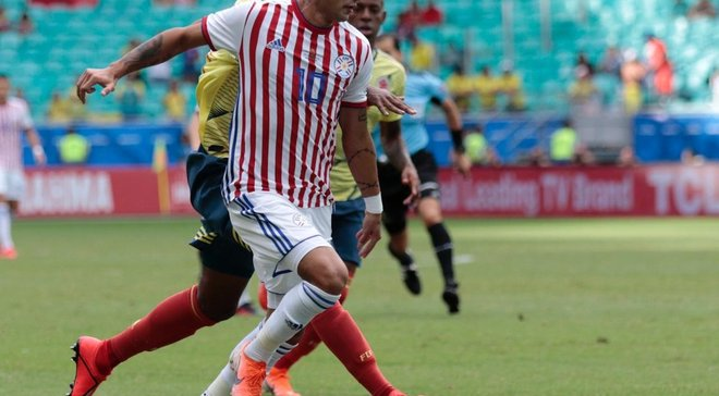 Копа Америка-2019: Колумбия уверенно победила Парагвай и с первого места вышла в плей-офф турнира