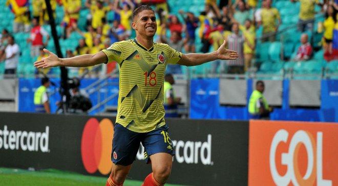 Колумбия – Парагвай – 1:0 – видео гола и обзор матча