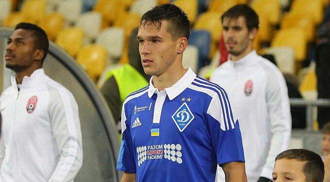Тымчик официально продлил контракт с Динамо – следующий сезон он проведет в Заре