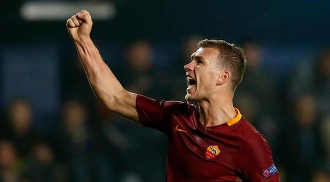 Рома согласилась продать Джеко в Интер