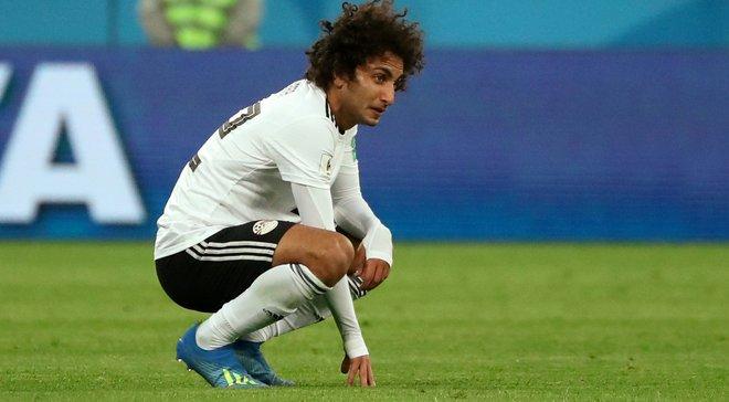 Вингер сборной Египта Варда исключен из команды – неожиданная причина