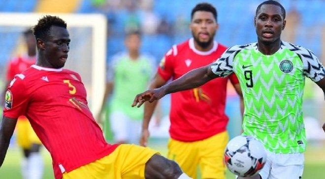 КАН-2019: Нигерия минимально победила Гвинею, Салах помог Египту одолеть ДР Конго