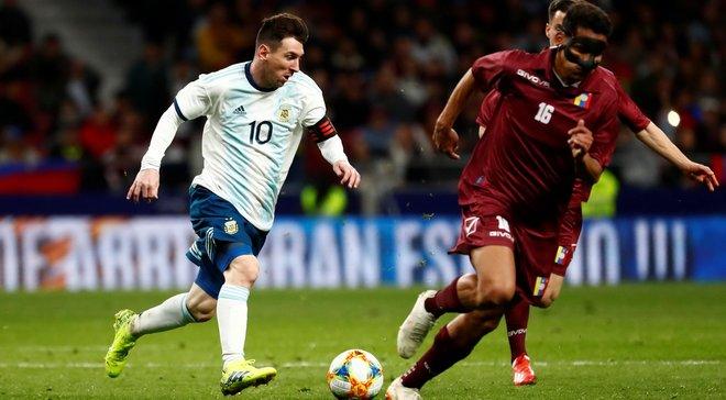 Венесуэла – Аргентина: онлайн-трансляция матча 1/4 финала Копа Америка-2019 – как это было