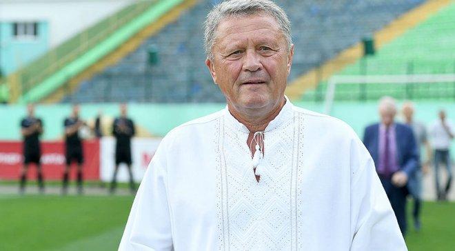 Маркевич: Мені обіцяли, що якщо у Шевченка не вийде, то я очолю збірну України – заради цього і сиджу
