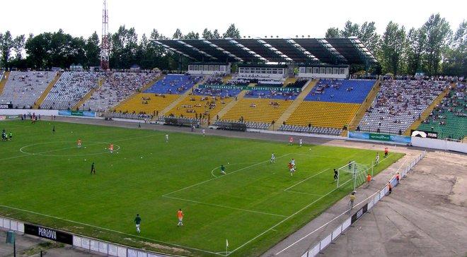 Исполком городского совета Львова одобрил план реконструкции стадиона Украина