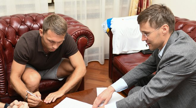 Левченко: Впевнений, перехід Караваєва у Динамо чудовий для усіх