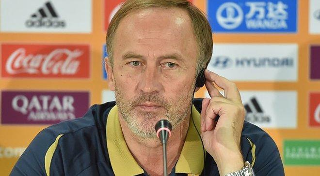 Петраков отримав звання заслуженого працівника фізичної культури та спорту України