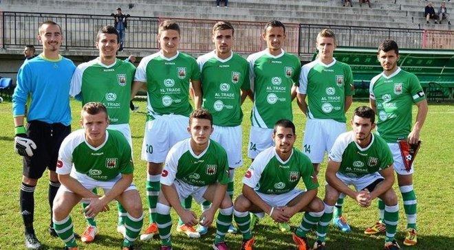 Фероникели в меньшинстве вырвал победу у Санта-Коломы и пробился в первый квалификационный раунд Лиги чемпионов