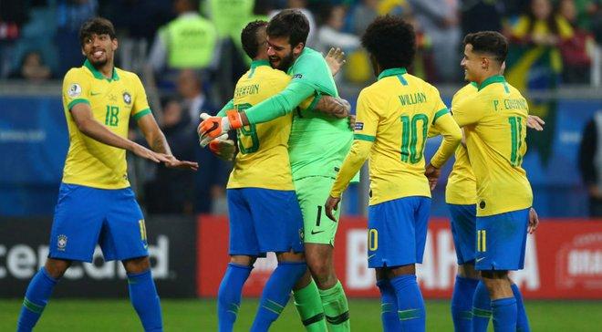 Копа Амеріка-2019: визначились півфінальні пари турніру