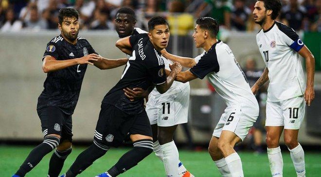 Золотой кубок КОНКАКАФ-2019: Мексика и Гаити драматично вышли в полуфинал