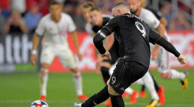 Руни вновь забил в MLS и спас свою команду – легенда продлил голевую серию