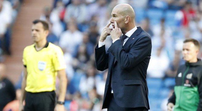 Зідан дратує керівництво Реала кадровою політикою – Лунін як одна з причин пришвидшеної відставки